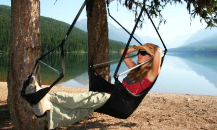 ENO Lounger Chair – The Hammock and Chair Hybrid