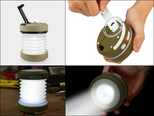 Enhance Nightlux EXP Lamp – Let There be Light