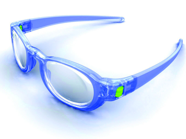 FocusSpecs Self-adjusting Eyeglasses