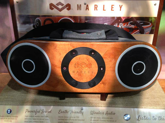 House of Marley Bag of Riddim Bluetooth Speakers