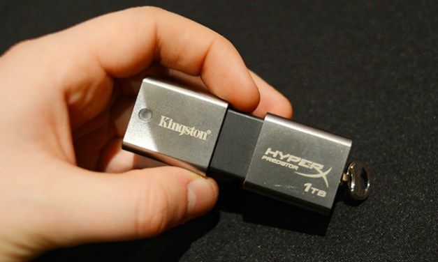 Kingston DataTraveler HyperX Predator USB 1TB Flash Drive