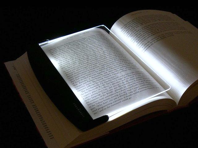 LightWedge LED Book Light