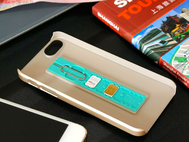 SIMPLcase the iPhone Case for World Travelers