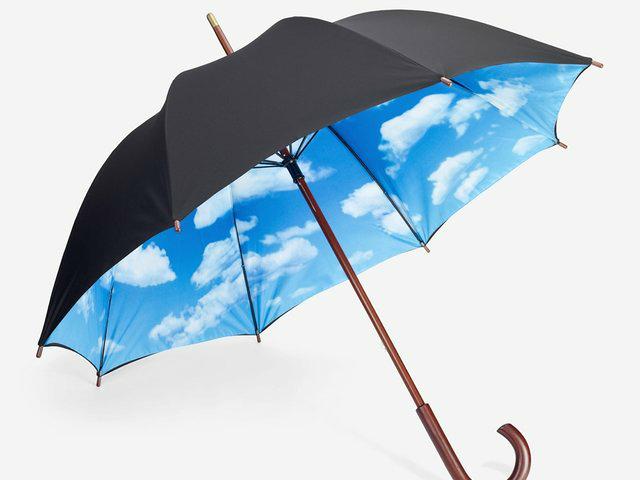 Sky Umbrella Brings Blue Skies Regardless of Weather