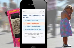 Protect Your Child with SmartKidsID Wearable Child ID
