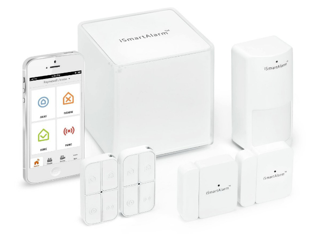 iSmartAlarm The Affordable Home Security System