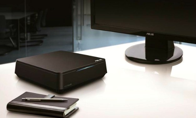 Asus VivoPC VC60 Desktop PC with a Tiny Footprint
