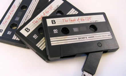 Cassette USB Flash Drive – Mixtape for the Digital Age