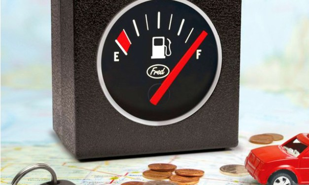 Fred Fill 'Er Up Bank Makes Saving Fun