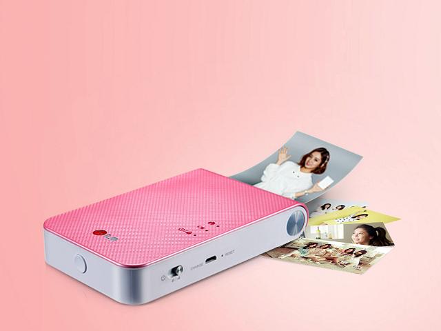 LG PoPo Pocket Photo 2