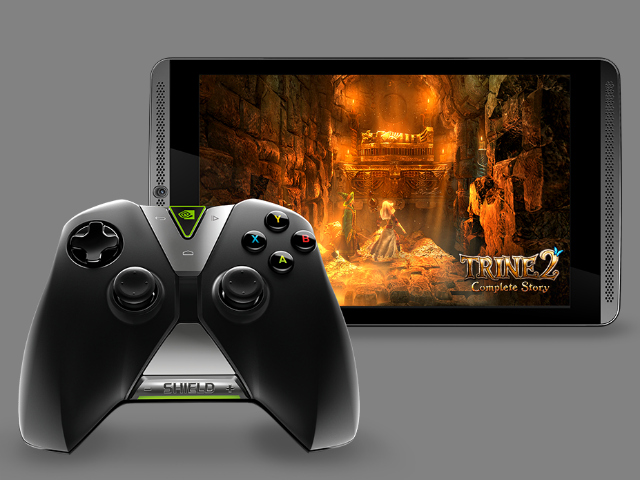 Nvidia Shield Tablet Blows All Other Gaming Tablets Out of the Water