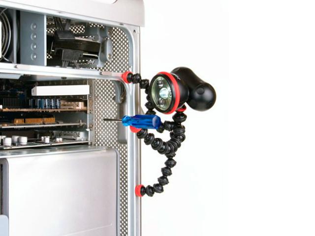 Joby Gorillatorch Flare – World's Most Flexible Flashlight