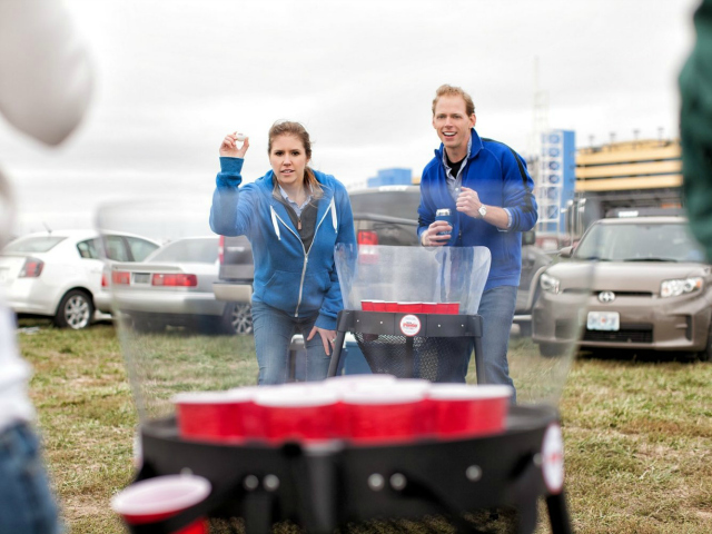 MegaPongo – Start a Beer Pong Game in Minutes
