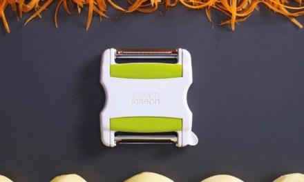 Switch Twin Blade Peeler – 1 Peeler, 2 Cuts