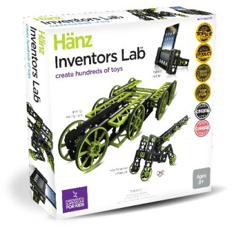 Hanz Innovations Inventors Lab Kit 5