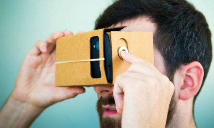 I Am Cardboard – Poor Man's Virtual Reality Headset