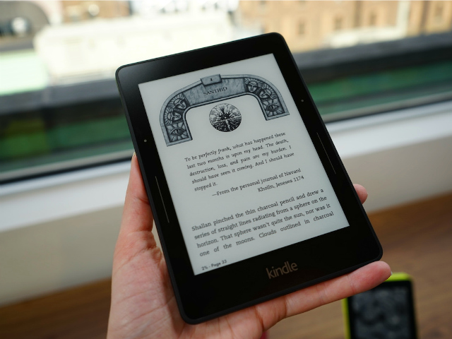 Kindle Voyage – Most Advanced e-reader Ever