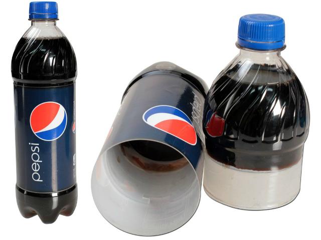 Stash Your Cash in a Pepsi Bottle Safe Stash Bottle