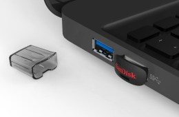 SanDisk 64GB Ultra Fit Series USB 3.0 Flash Drive