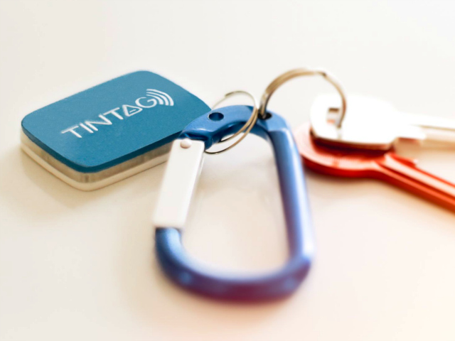 Tintag, World's First Rechargeable Tracker Tag