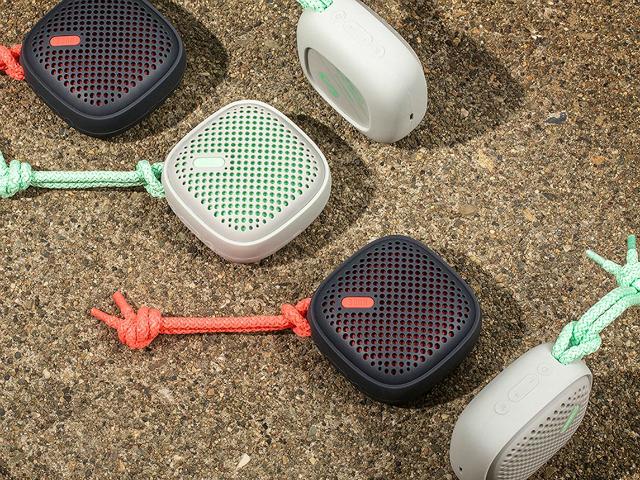 NudeAudio Move S Portable Speaker For the Ladies