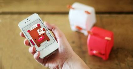 Sending voicemail via Toymail app