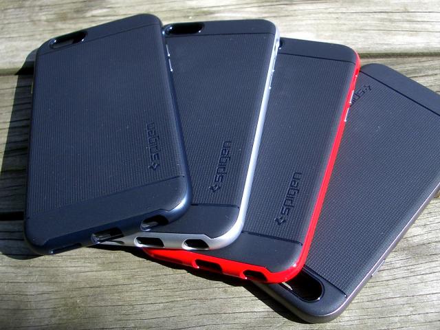 iPhone 6 Spigen Neo Hybrid Case