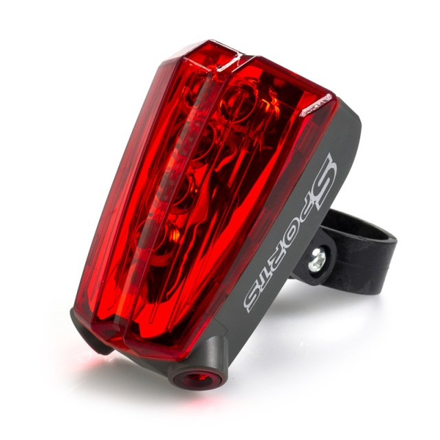 Bicycle Rear Laser Tail Light