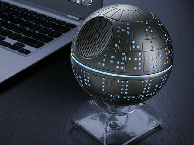 Star Wars Death Star Bluetooth Speaker