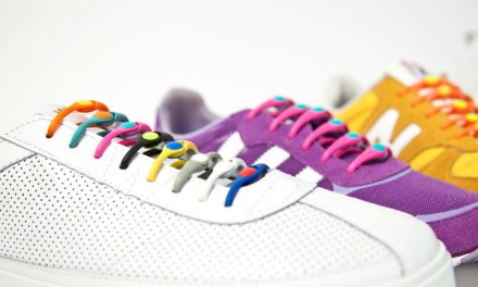 Hickies Shoelaces Turn any Sneaker into a Slip-on