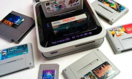 Think Old School with the Hyperkin RetroN 5 Gaming System