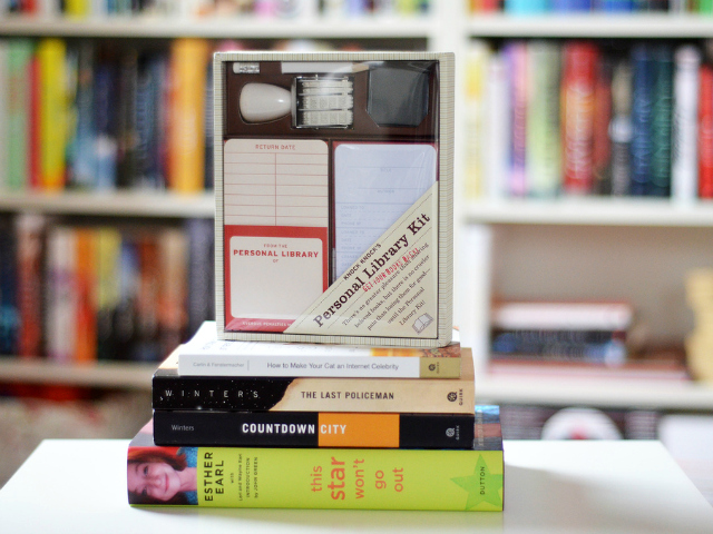 Personal Library Kit for Wannabe Librarians