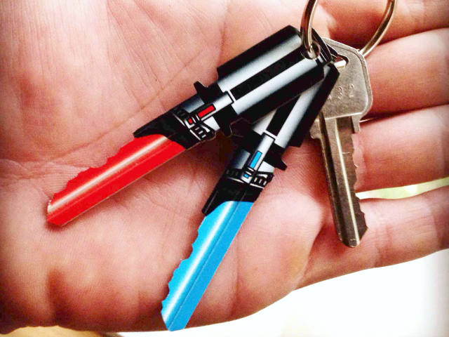 Space Keys Give Force Entry a Whole New Meaning