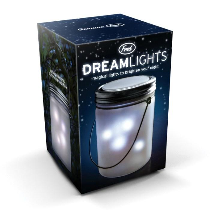 Dreamlights Fireflies in a Jar