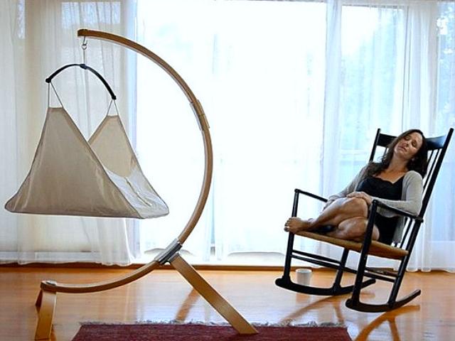 hushamok okoa stand and organic hammock  u2013 perfect crib alternative baby   archives   getdatgadget  rh   getdatgadget