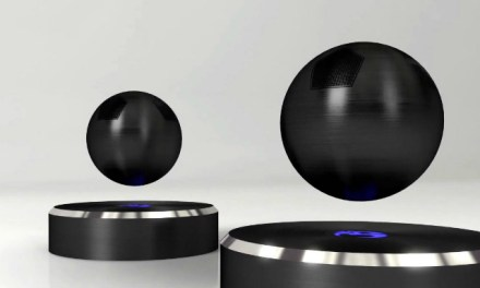 OM/ONE Levitating Bluetooth Speaker – Get your Music off the Ground