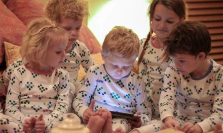 Smart PJs Put the Kiddies to Sleep with Ease