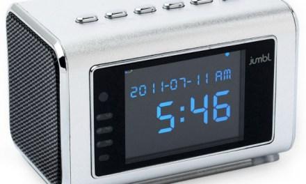 Spy on Intruders with the 4-in-1 Hidden Camera Radio Clock