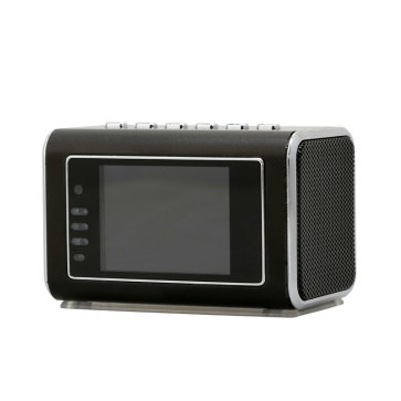 4-in-1 Hidden Camera Radio Clock