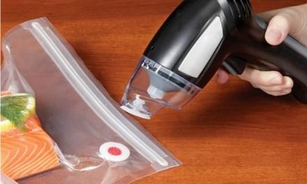Pistol Vac Professional Vacuum Sealer