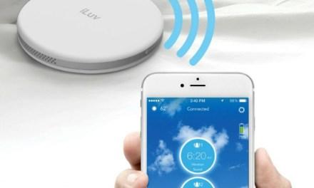 SmartShaker Wireless Bed Shaker Personal Alarm