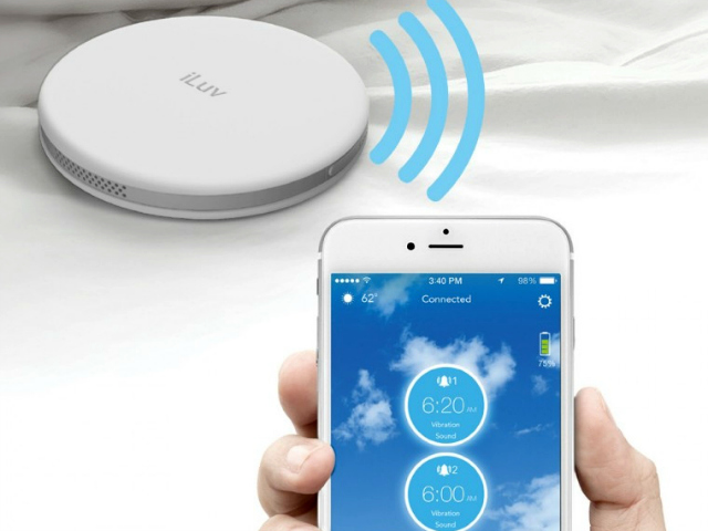 SmartShaker Wireless Bed Shaker Personal Alarm