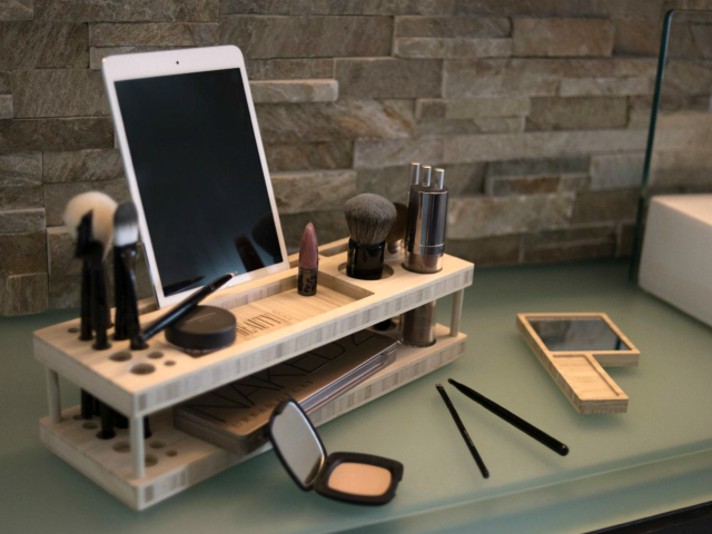Glam Up with the iSkelter Beauty Station