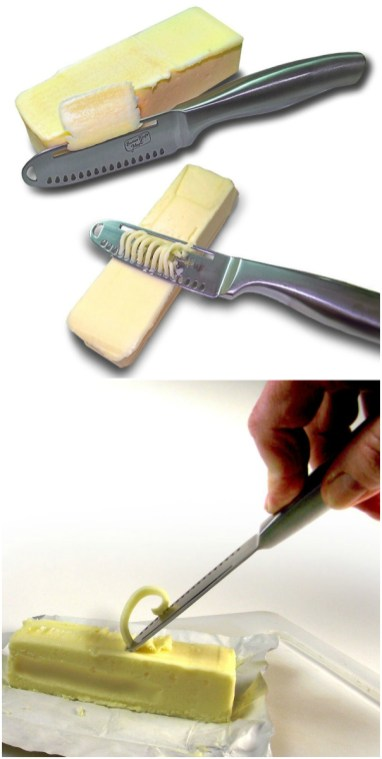 Butter Knife Magic