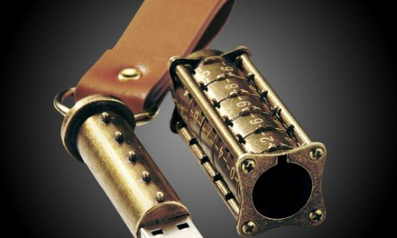 Cryptex USB Flash Drive for Da Vinci Code Fans