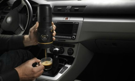 Handpresso Auto Espresso Maker – Espresso on the Go