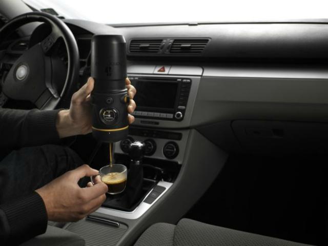 Handpresso Auto Espresso Maker – Espresso on the Go