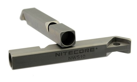 NiteCore Titanium 120dB – The Loudest Whistle you Will Ever Own