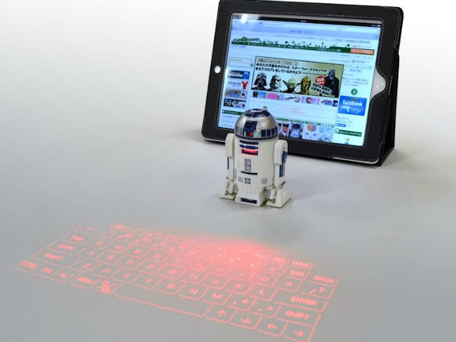May your R2D2 Virtual Keyboard be with you
