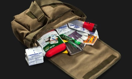 The Walking Dead One-Person Survival Kit – Don't be Zombie Fodder